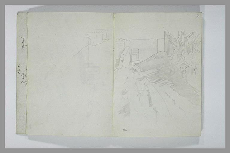 DEHODENCQ Alfred : Paysage