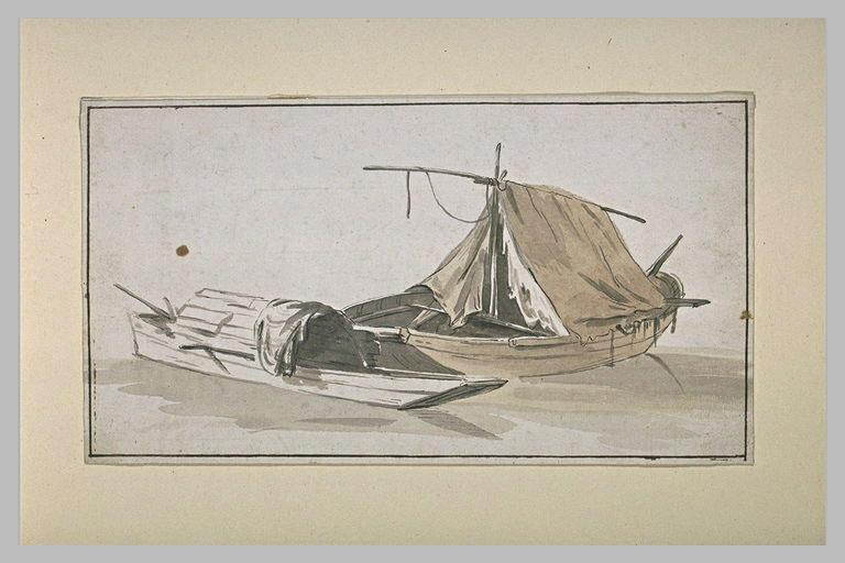 Etude de deux barques