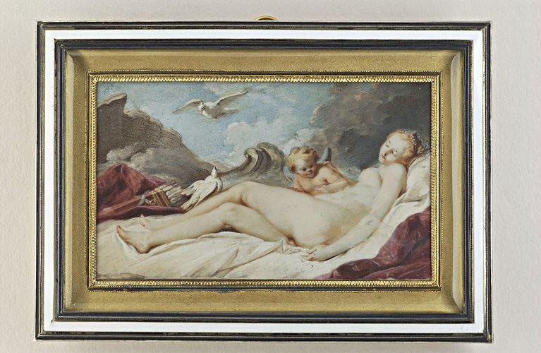 CHARLIER Jacques : Le sommeil de Vénus