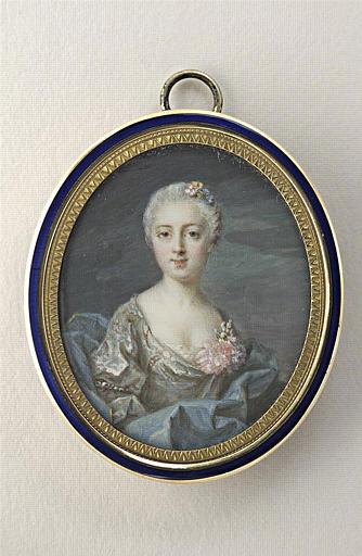 Portrait de La Camargo