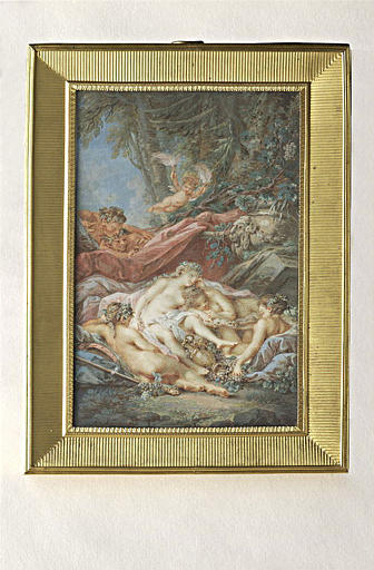 CHARLIER Jacques : Les Bacchantes endormies