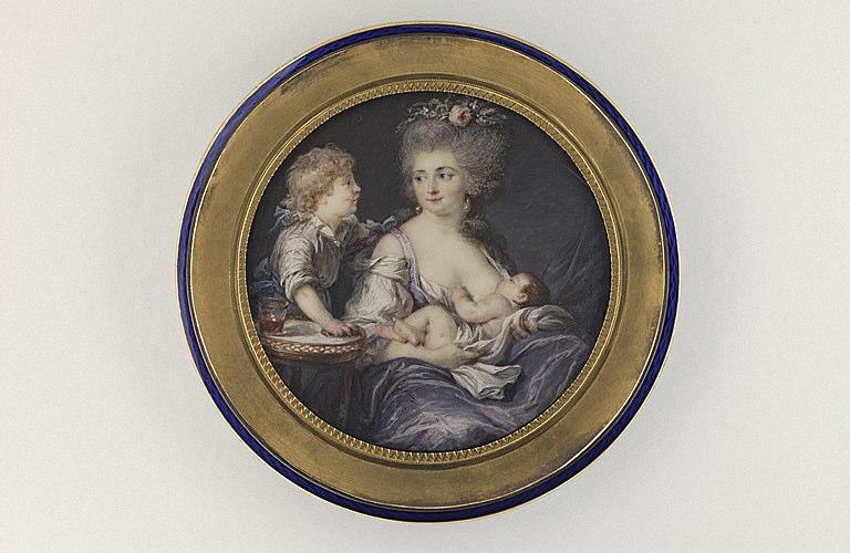 Madame Mitoire et ses enfants_0