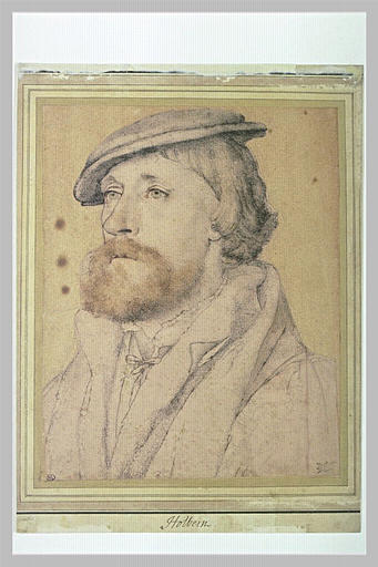 Portrait de Thomas Wriothesley, Earl of Southamton