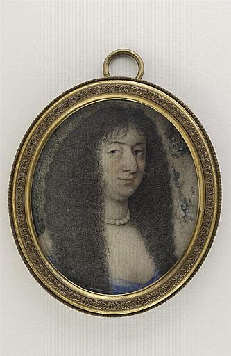 Portrait de la reine Christine de Suède