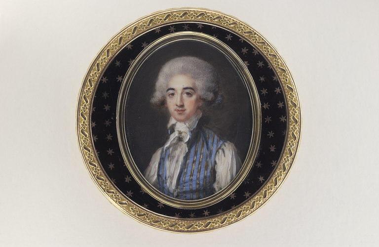 HALL Per Adolf : Louis-Félicité-Omer, comte d'Estampes, né à Paris le 12 septembre 1762