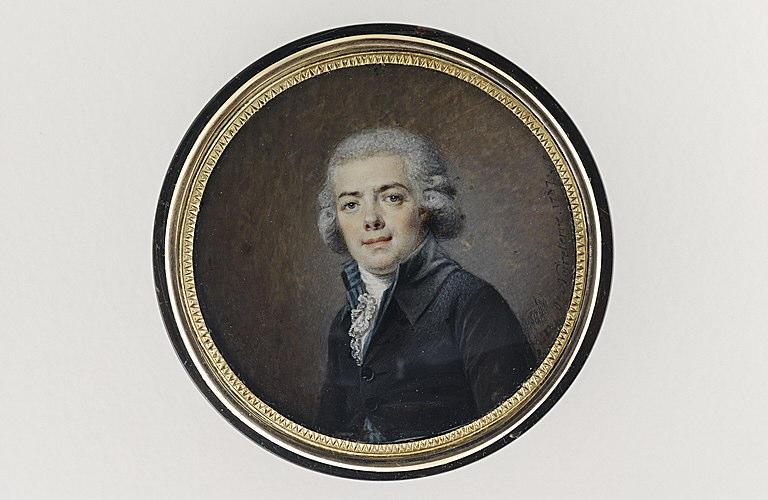 Portrait de François Guillaume Ducray-Duminil