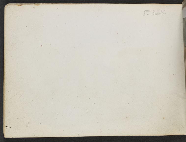 Note manuscrite : Sainte Eulalie_0