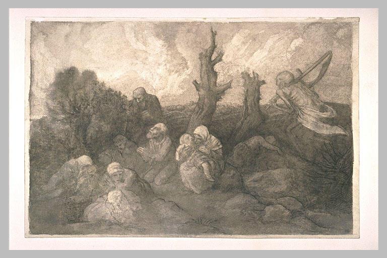 LEGROS Alphonse : Le Triomphe de la Mort