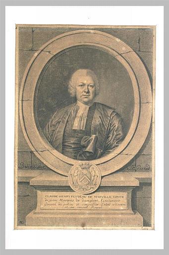 Portrait du marquis de Dampierre_0