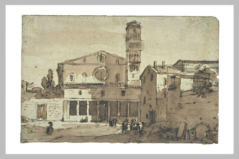 Eglise Sainte-Croix-de-Jérusalem, à Rome (?)_0