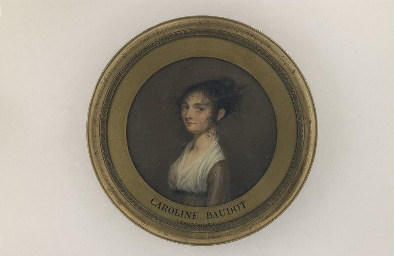 Portrait de Caroline Baudot