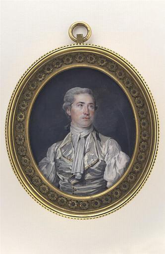 Portrait présumé d'un architecte, portant un gilet blanc_0