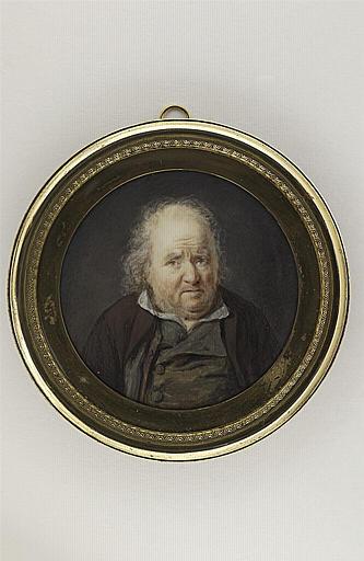 Portrait de vieillard en buste_0