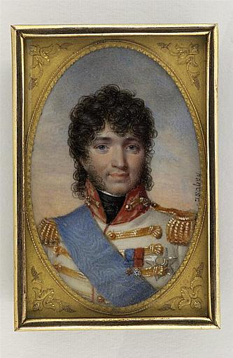 Portrait de Joachim Murat, en buste