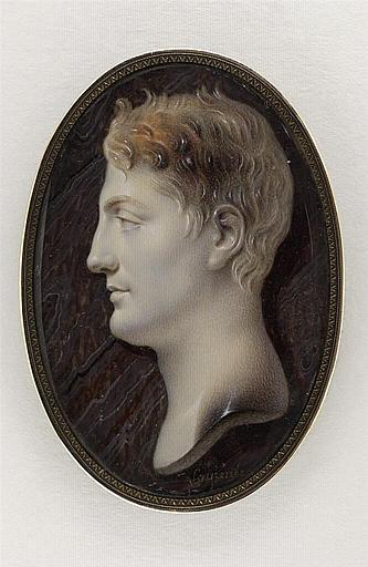 Portrait de Pierre Antoine Lebrun