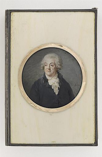Portrait de Mirabeau