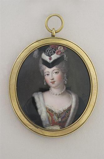 Portrait de Mademoiselle de Charolais