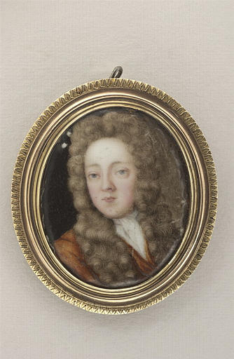 BOIT Charles : Portrait de Charles Edward Stuart, enfant