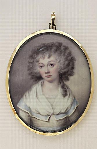 Portrait de Mrs Bone