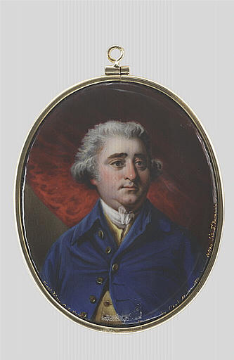 Portrait de Charles James Fox (1749-1806).