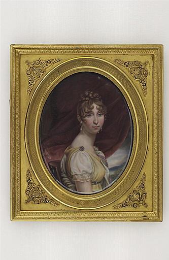 Portrait de la reine Hortense