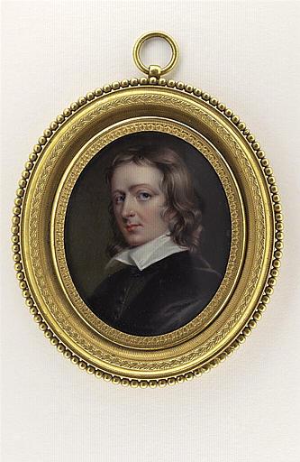 WEYLER-KUGLER Louise : Portrait présumé de Blaise Pascal, adolescent