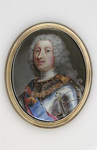 anonyme : Portrait d'un personnage de la famille d'Autriche