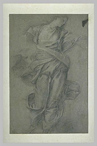 Figure drapée