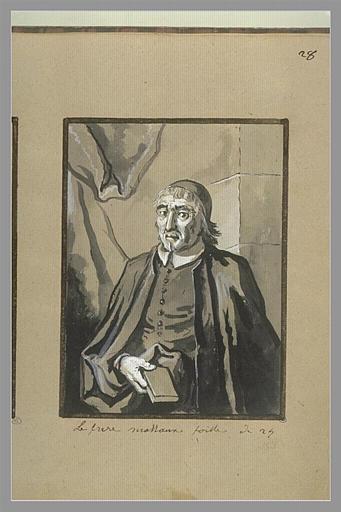 Portrait du Frère Massaux
