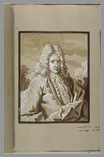 Portrait de monsieur Ménage_0