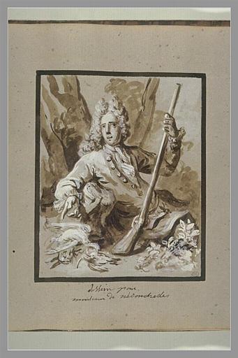 Portrait d'Octave-Eugène de Nédonchelles