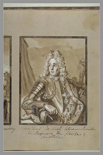 Portrait du lieutenant-colonel de Vial_0