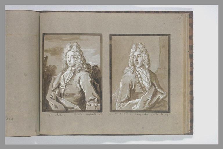 Portrait de monsieur Ruggieri