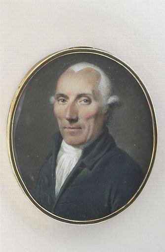 BORNET Claude : Portrait de Jacques Gosseaume