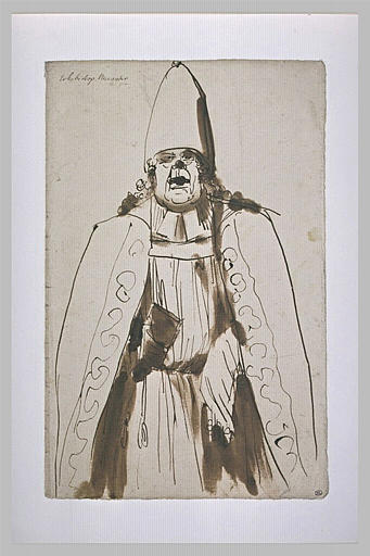 L'archevêque Menander, en buste, de face_0