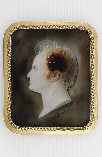 Portrait du baron Dominique Vivant Denon
