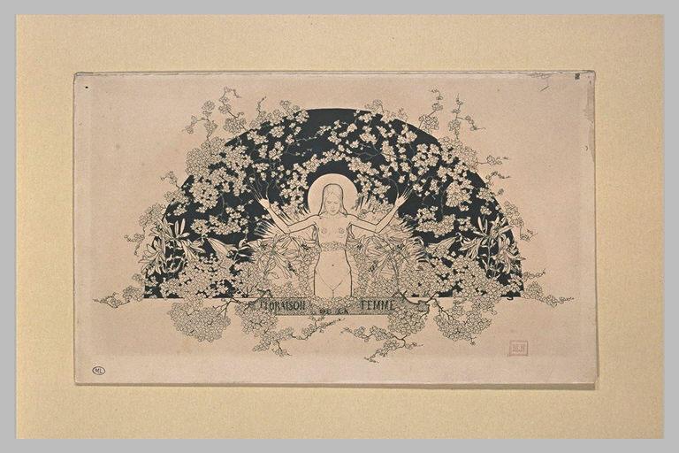 Le Rêve : floraison de la femme