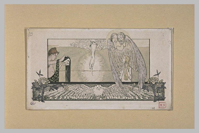 Le Rêve : la mort