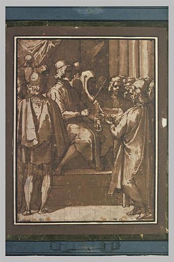 Episode de l'histoire de la famille des Farnese
