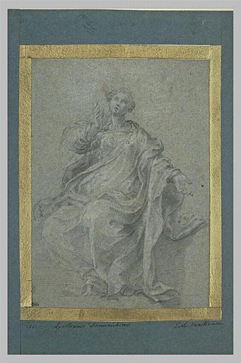 La Vierge en extase