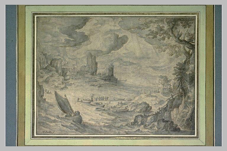 Estuaire et côtes rocheuses_0