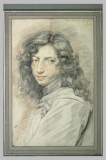 Portrait d'un des fils de Jan Cossiers