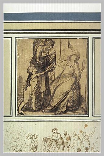 Légende de Cérès, de Baubo et de Stellio