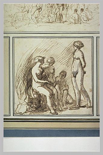 Quatre femmes nues