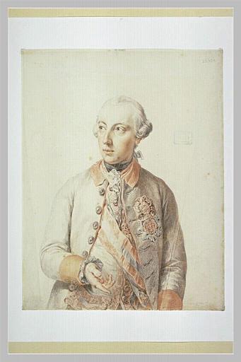 Portrait de l'empereur Joseph II d'Autriche_0