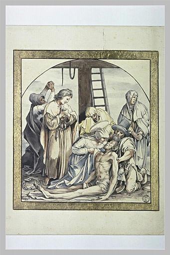 Déploration du Christ