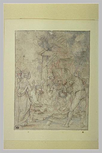 Le martyre de sainte Catherine d'Alexandrie