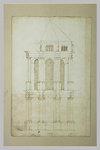 Projet de transformation du choeur de la cathédrale de Bamberg