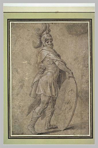 Un guerrier romain