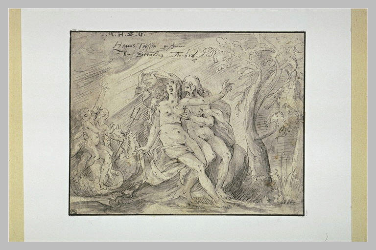 Neptune et Amymone